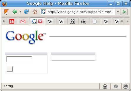 Google Hilfe