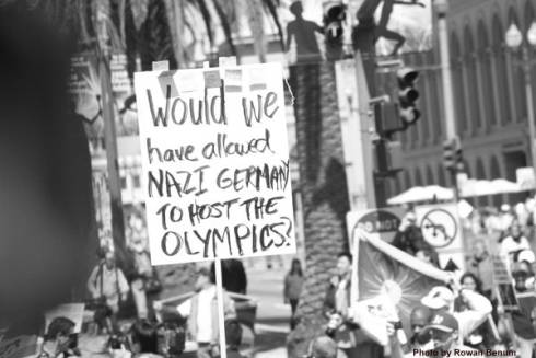 Olympic games in Nazi-Germany